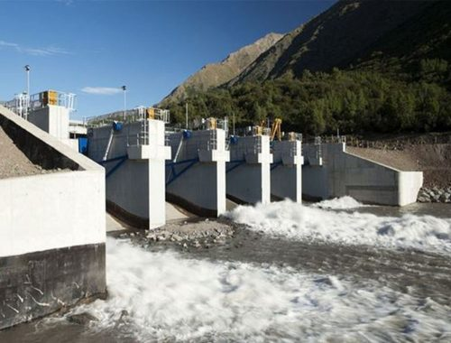 Hydro Chacayes Hydroelectric project Chile product image