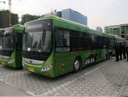 The Bus Rapid Transit Zhengzhou product image
