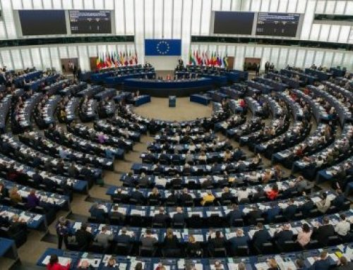 EU Votes to Cut Emissions by 60% by 2030